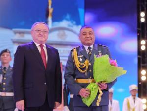 В Актюбинской области празднуют День Конституции
