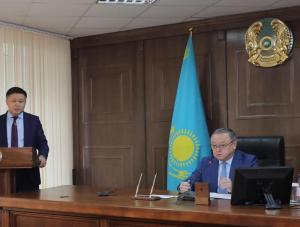 В Актюбинской области подведены итоги проекта «Халықтың қауіпсіздігін қамтамасыз ету»