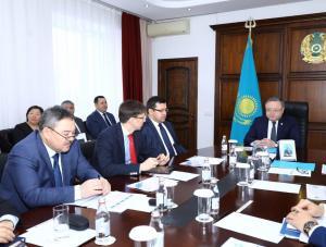 Стратегический план развития обсудили в Актюбинской области