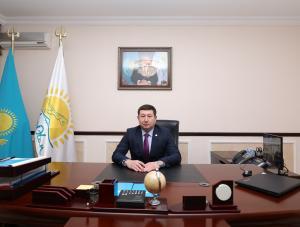 Первым заместителем председателя Актюбинского областного филиала партии «Nur Otan» назначен Ербол Данагулов