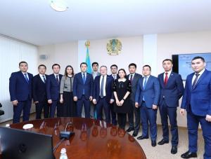 12 молодых актюбинцев прошли в Президентский молодежный кадровый резерв