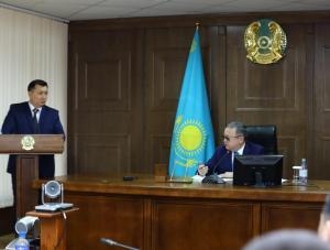 Ондасын Уразалин поручил обеспечить динамичное развитие региона в 2020 году