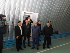 Ондасын Уразалин: Вопрос плохих дорог остается проблемой №1