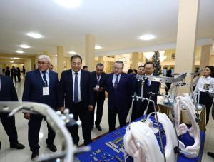В Актюбинской области прошел I республиканский форум первичных профсоюзных организаций системы здравоохранения