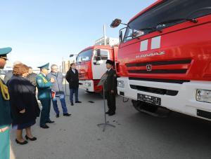 Актюбинские спасатели отметили профессиональный праздник
