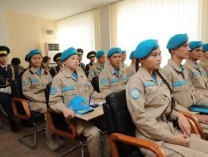 В Актюбинской области пополнятся ряды «Жас Сарбаз»