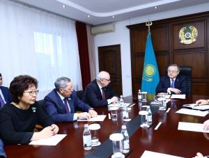 Депутаты Парламента дали высокую оценку развитию социальной сферы Актюбинской области