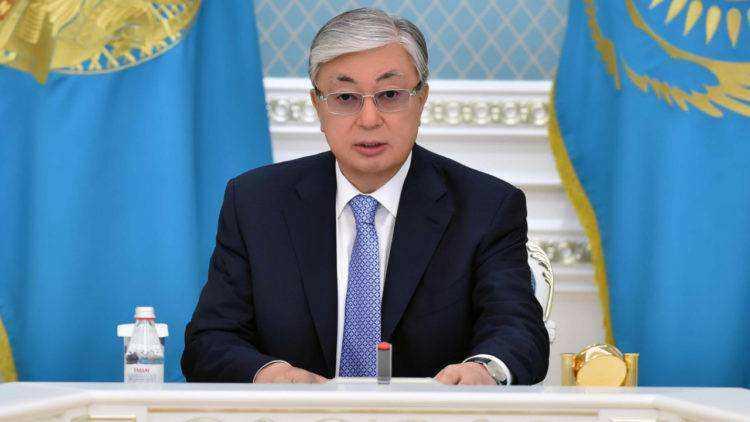Заявление Главы государства Касым-Жомарта Токаева 27 апреля 2020 шода