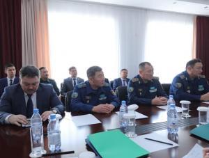 В Актобе обсудили вопросы подготовки пилотов