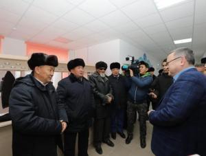 Ко Дню Первого Президента в Актюбинской области распахнули двери две школы
