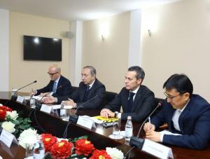 Актюбинская область увеличит товарооборот с Италией