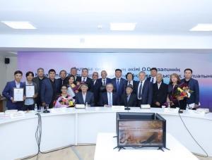 Ондасын Уразалин встретился с представителями интеллигенции Актюбинской области