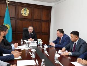 Отдаленные населенные пункты Актюбинской области будут обеспечены доступом в Интернет