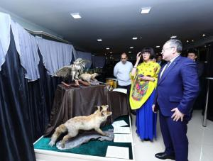 В Актобе прошёл День открытых дверей «Музейдің түнгі сырлары»