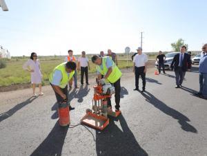 Руководство Актюбинской области держит на контроле качество дорожных работ