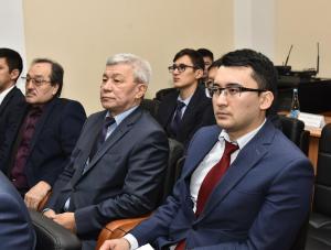 Ондасын Уразалин встретился с председателем совета директоров CNPC