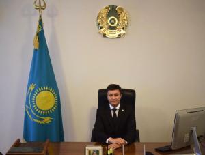 Заместителем акима Актюбинской области назначен Руслан Мамунов
