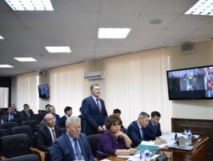 В Актюбинской области произведены кадровые назначения