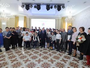 Ассоциация неправительственных организаций Актюбинской области отмечает 10-летний юбилей